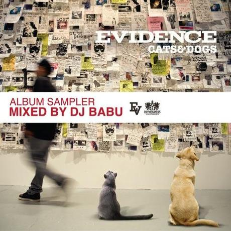 Evidence   Cats & Dogs (Album Sampler mixed by DJ Babu)
