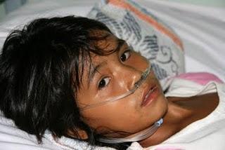 Hilfe für Sron K'Thi - Help for Sron K'Thi
