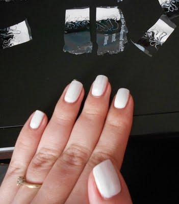Nageldesign & Tutorial: Dry Marble / Dry Polish Technik