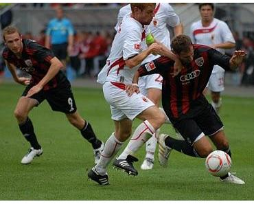 Sports² - Es ist wieder Derbyzeit - Schanzer starten gegen FCA in die neue Saison