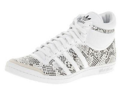 Adidas Top Ten Hi Sleek - Schlangenleder