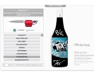 Malibu startet ein Design-Wettbewerb – Flasche by U
