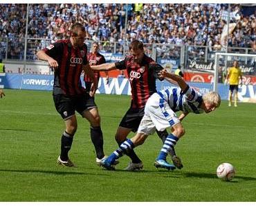Sports² - Ingolstadt verliert 1:4 in Duisburg