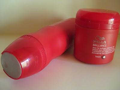 Wella Professionals: Care³ Brilliance Shampoo + Maske