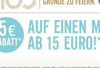 5 euro online rabatt douglas