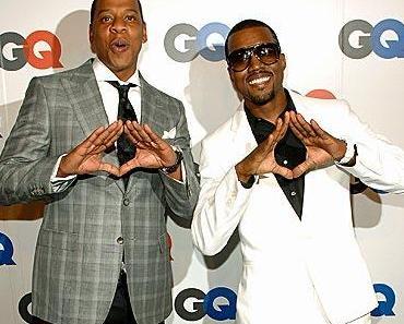 Kanye West und Jay-Z wollen zusammenarbeiten