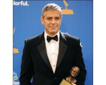 George Clooney erhält den Ehren-Emmy