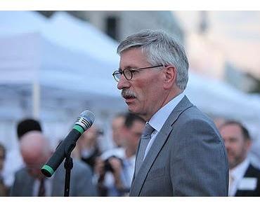 'Fall' Thilo Sarrazin: Es geht um die Meinungsfreiheit in Deutschland