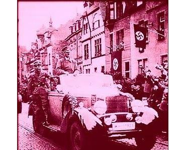 Good morning, Trier! The German Nazi-Leader is dead, guilty and buried!