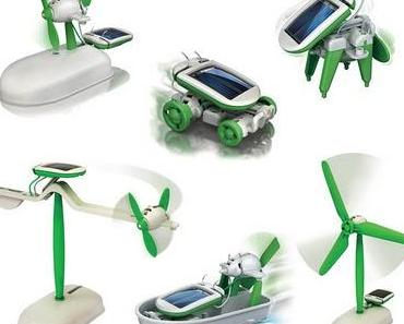 6 in 1 Solar Robot von Yomoy