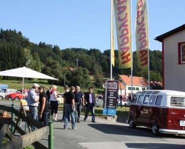 Fotos 10. VW Käfertreffen Lassnitzhöhe 2010 Teil 1