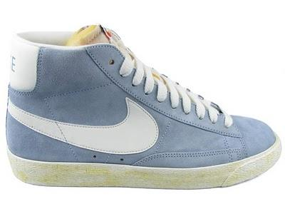 Nike Blazer Wildleder