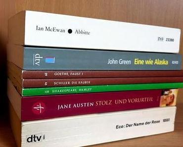 Ein klassisches Werk ist ein Buch, das die Menschen loben, aber nie lesen. (Hemingway)