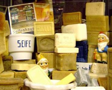 Seifenausstellung, Seifensammlung, alte Seifen – Einblicke in unsere private Sammlung