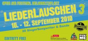 LiederLauschen auf dem Helmholtzplatz