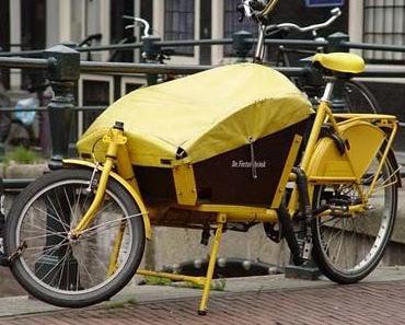 Antreten zum Verändern der Welt! (Das Fahrrad als urbanes Verkehrsmittel der Zukunft)