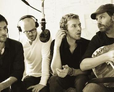 Coldplay kommen zu spät