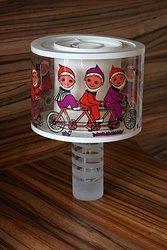 DDR-Sandmännchen-Lampenschirm zu verkaufen