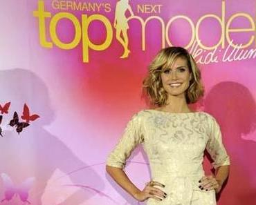 Germanys Next Topmodel in den Startlöchern