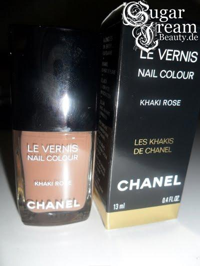 Chanel - Khaki Rose