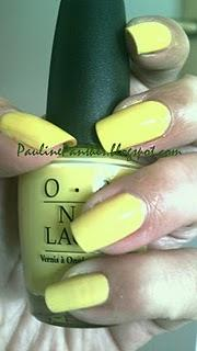 Opi - Fiercely Fiona