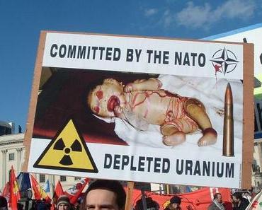 KenFM am 21. August 2011 über Uranmunition - Teaser!