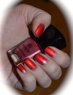 Alessandro Go Magic! Moon Manicure: Forbidden Red