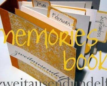 memories book update // juli