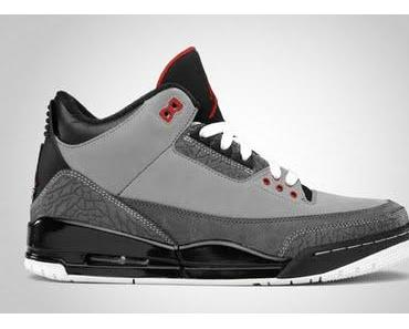 Air Jordan 3 Retro Stealth/Varsity Red