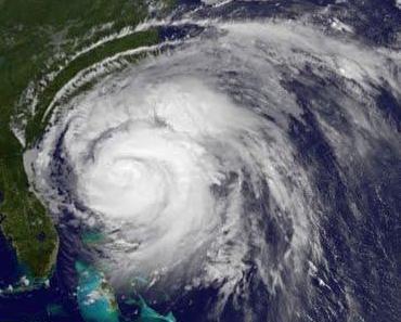 Hurrikan IRENE erster Ausblick am 26. August 2011