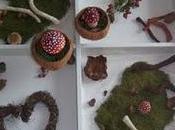 Moos deko moss decoration paperblog - Deko wohnzimmertisch ...