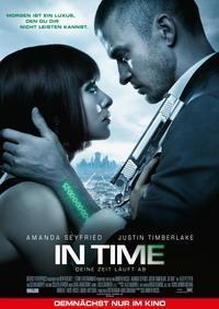Neuester Trailer zu Sci-Fi Film 'In Time'