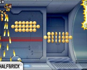"Neues Video zu ""Jetpack Joyride"""