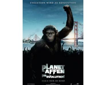 'Planet der Affen Prevolution' Filmkritik (Kino)