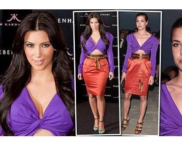 Style Check - Kim Kardashian vs. Charlotte Casiraghi