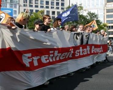 """Aufruf zur """"Freiheit statt Angst!"""" 2011"""