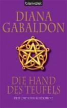"""Rezension - """"Die Hand des Teufels"""" von Diana Gabaldon"""