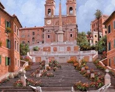 Piazza di Spagna in Rom