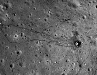 Spuren Auf Dem Mond Film
