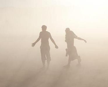 Bilder vom Burning Man 2010