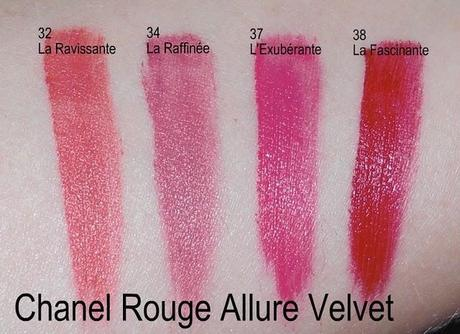 Chanel Rouge Allure Velvet
