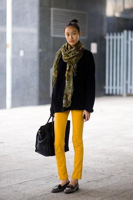 Inspiration - A Hint Of Yellow