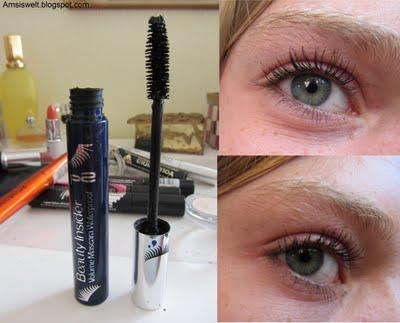 Mascara Woche: P2 Beauty Insider Waterproof