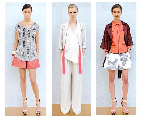 New York Fashion Week S/S 2012: Rachel Roy