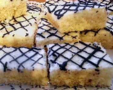 Kokos-Blechkuchen