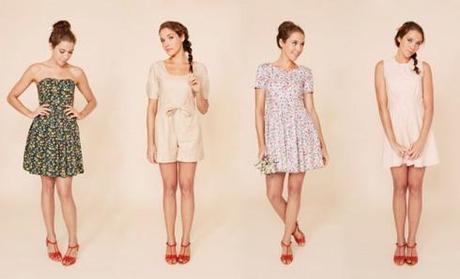 wunder…wunder…wunderhübsche Kleider von Whitney Deal für die ...