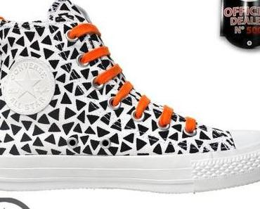 #Converse Chucks Limited Edition All Star High-Top Sneakers #Marimekko
