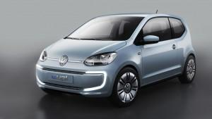 Elektroauto VW e-up!