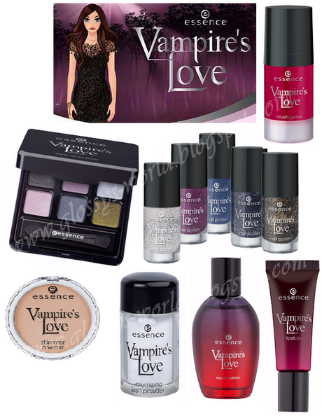 essence Vampire's Love Trend Edtion