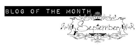 Blog of the Month Abstimmung